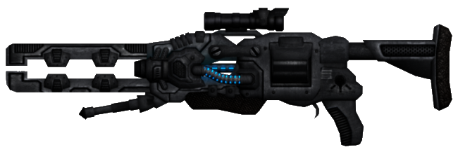 Which weapon on our server? Morphednexgun_small